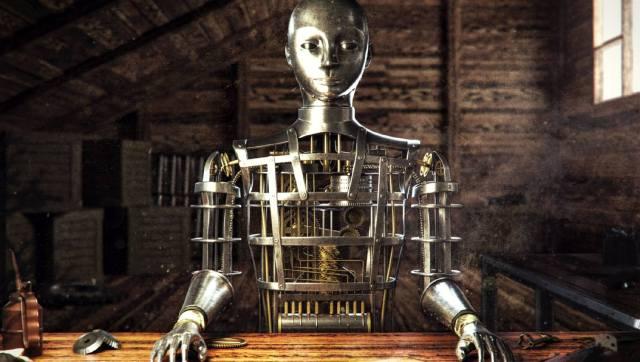 Ancient robots