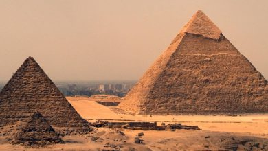Another secret of the construction of the Cheops pyramid is revealed