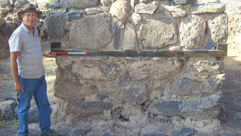 Archaeologists have named the real growth of the biblical giant Goliath
