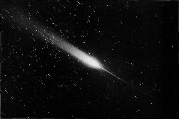 Are comets alien research probes