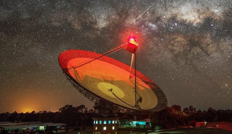 Astronomers detect millions of signals from an intelligent civilization