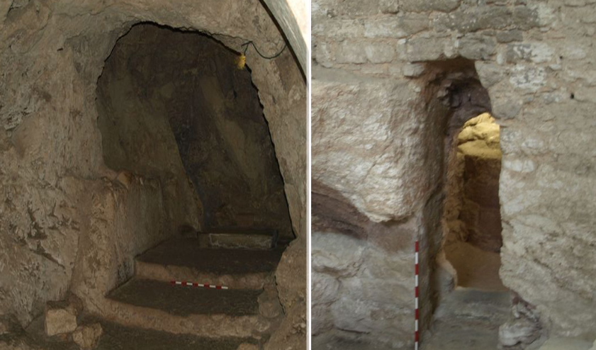 Building found in Nazareth where Jesus Christ could live