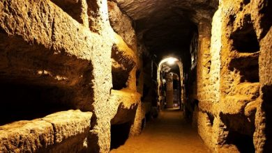 Catacombs of Rome What Are They Hiding