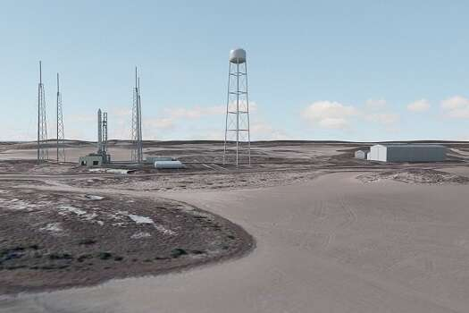 FAA to begin environmental review at SpaceX launch site in Texas