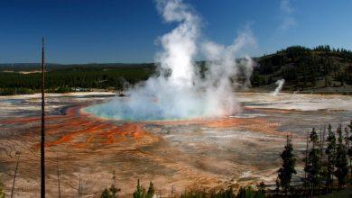 Historian talks about ten meter tsunami in Yellowstone