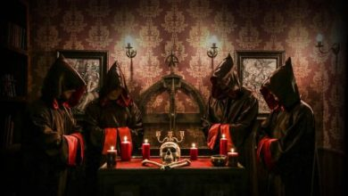 How secret societies rule the movement of the poles