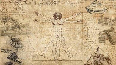 Human DNA found in Leonardo da Vincis paintings