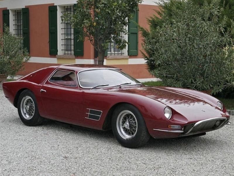 Lamborghini 400 GT Monza 1966
