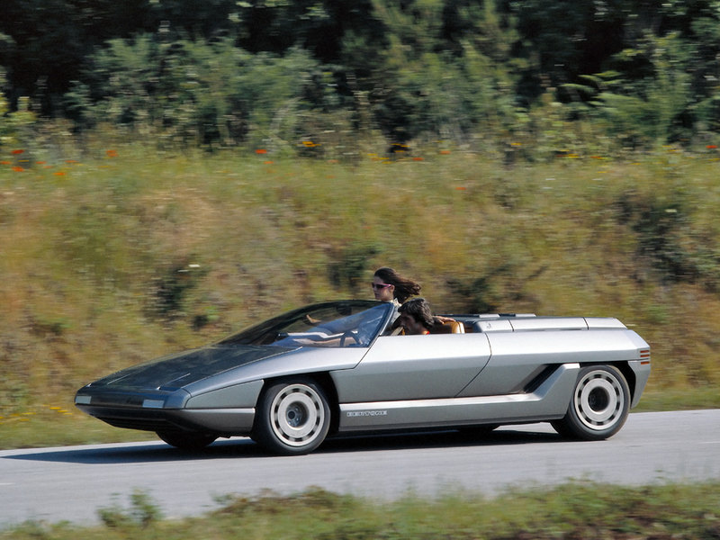Lamborghini Athon 1980