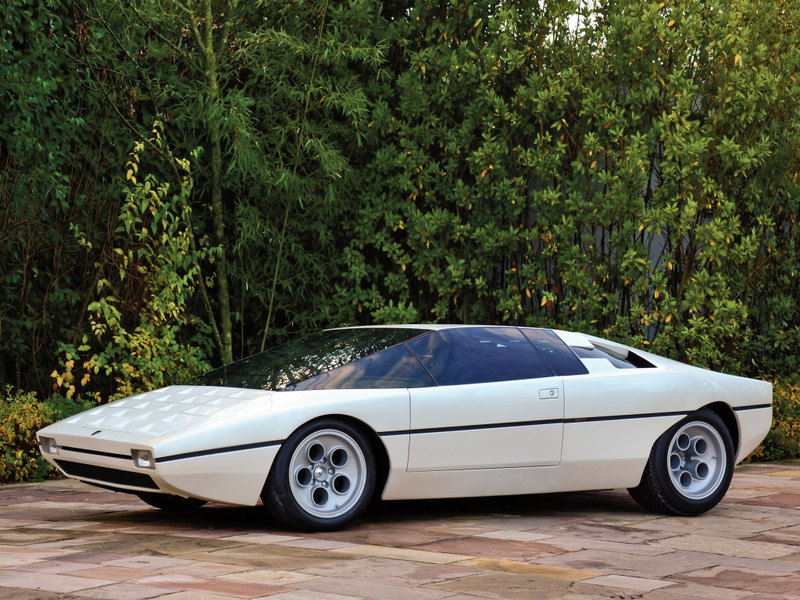 Lamborghini Bravo 1974