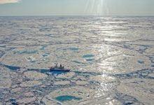 Methane bomb woke up in the Laptev Sea