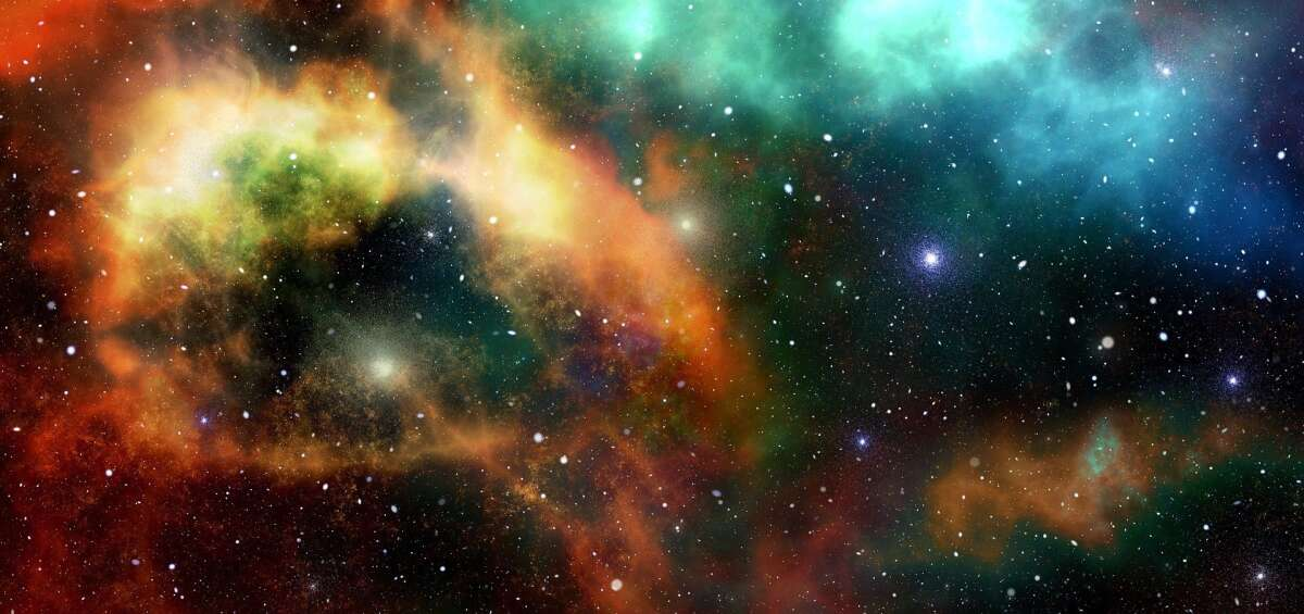Simulation helps understand the dark universe and the emergence of primordial galaxies
