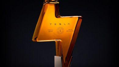 Tesla has released branded tequila