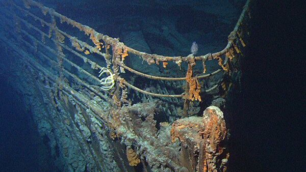 Underwater excursions to the Titanic will become a reality in 2021