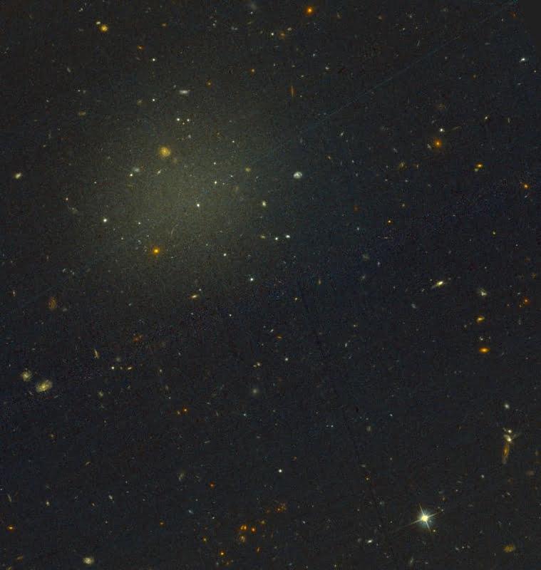 Where does dark matter go 3