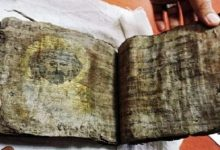 1000 year old Bible found in Turkey contains images of Jesus Christ