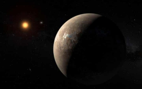 Alien signal detected from Proxima Centauri