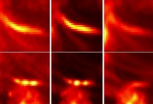 Astronomers first observed nanoflares on the Sun 2