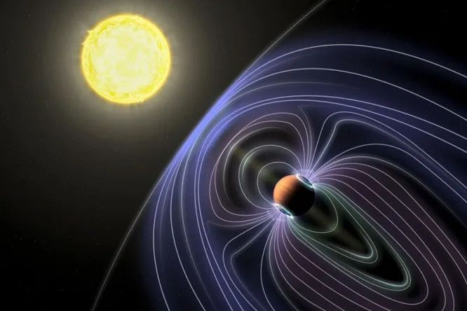 Astronomers have recorded a radio signal from an exoplanet