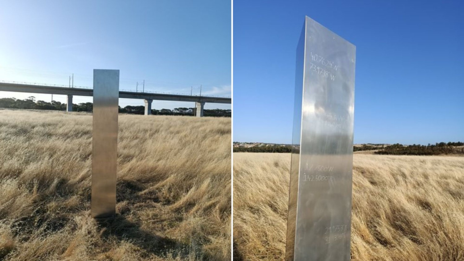 Australia has another mysterious monolith