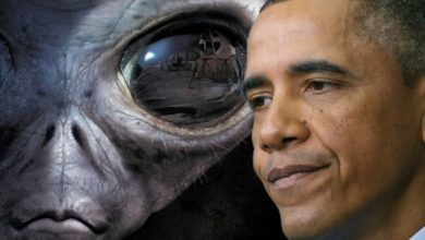Barack Obama hinted that aliens exist
