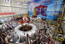 China launches fusion reactor HL 2M artificial sun
