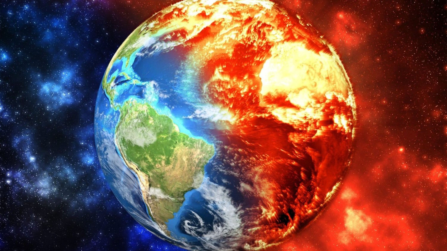 Dangerous global warming threshold will be passed in seven years