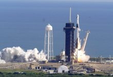 Double Dragon SpaceX launches cargo capsule for ISS