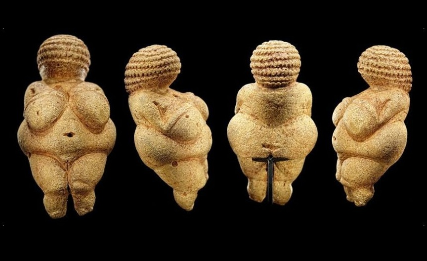 Figures of Venus of the Stone Age received a new explanation and it is amazing
