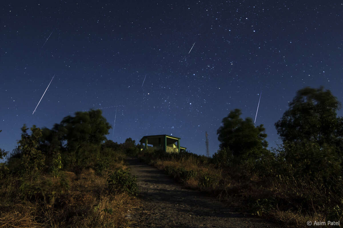 Geminids the most spectacular meteor shower in 2020 is observed this weekend