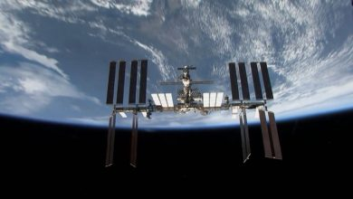 ISS looking for air leak again
