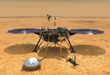 InSight data reveals Mars crustal structure
