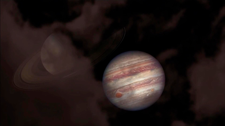 Jupiter and Saturn will unite for the first time in 800 years