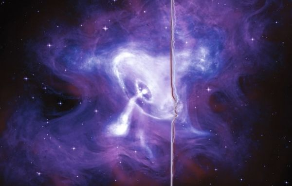 NASA has published the sounds of space
