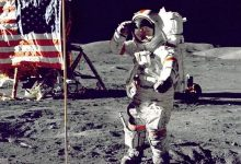 New evidence has emerged that the Americans were not on the moon