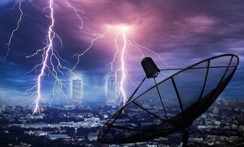 Scientists are preparing to carry out laser correction of the weather