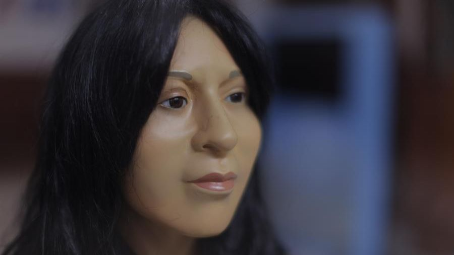 Scientists have restored the appearance of a woman who lived 3 700 years ago