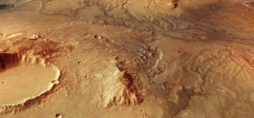 Scientists say they have found the best place to search for life on Mars