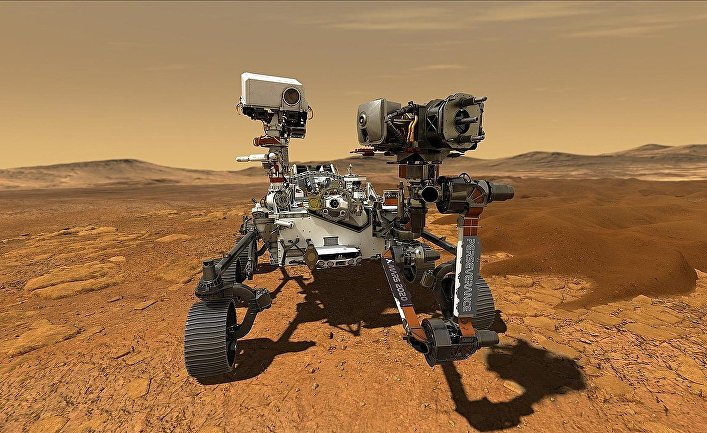 Seven minutes of death when landing a rover on Mars