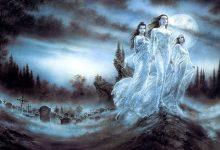 Spiritualism Aliens from the Underworld