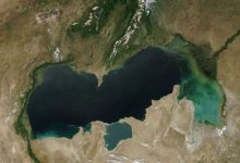The Caspian Sea will definitely disappear Thats why