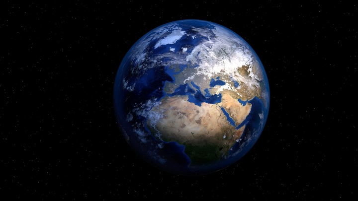 The earth remained habitable by a fluke
