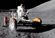 The first ever races on the moon will take place in 2021