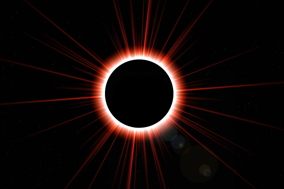 There will be two solar and two lunar eclipses in 2021