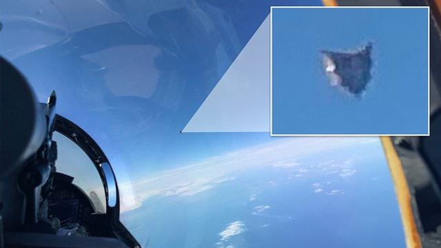UFO photo released from secret US military report 4