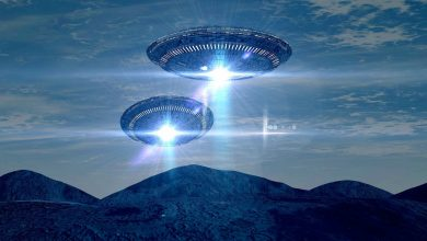 UFOs appear more frequently during the coronavirus pandemic