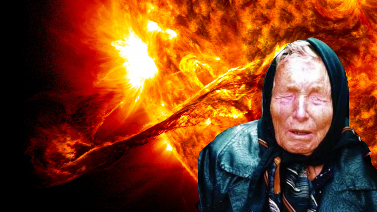 Vangas prophecy on December 22 coincides with the most powerful solar flare