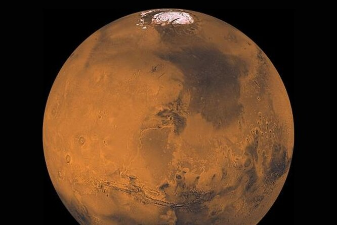 What color is Mars really