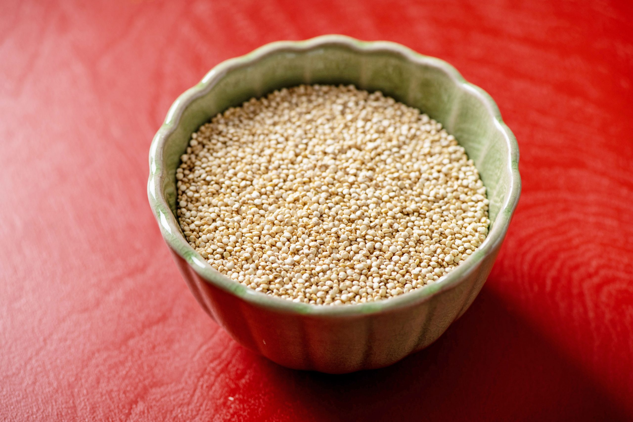 must have pantry ingredients quinoa 060