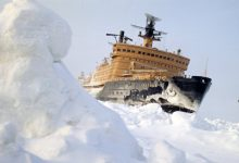 while the West hesitates Russia seizes the Arctic